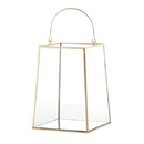 Christian Brands F2264 Heartlights Lantern - Gold