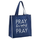 Gifts of Faith F2490 Tote Bag - Pray Hardest