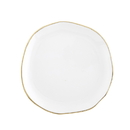 Christian Brands F2631 Ceramic Tray - Small - White