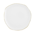 Christian Brands F2632 Ceramic Tray - Medium - White