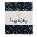 Christian Brands F2659 Organic Dishcloth - Happy Holidays
