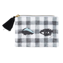Christian Brands F2723 Coin Purse - Lashes