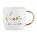 Christian Brands F2728 Gold Handle Mug - Chaos Coordinator