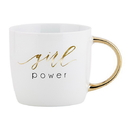Christian Brands F2730 Gold Handle Mug - Girl Power