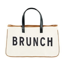 Christian Brands F2792 Canvas Tote - Brunch