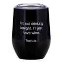 Christian Brands F2804 That'S All&Reg; Stemless Wine Tumbler - Not Drinking