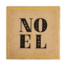 Christian Brands F2873 Cardboard Coasters - Noel