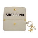Christian Brands F2906 Credit Card Pouch - Shoe Fund - Champagne