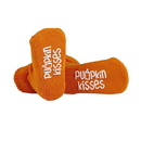 Stephan Baby F2986 Socks - Pumpkin Kisses, 3-12 Months