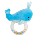Stephan Baby F3015 Teether - Whale Rattle
