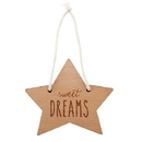 Stephan Baby F3036 Wood Sign - Sweet Dreams