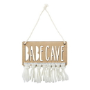Stephan Baby F3037 Wood Sign - Babe Cave
