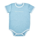 Stephan Baby F3074 Snapshirt - Little Blessing, 0-3 Months