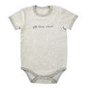 Stephan Baby F3075 Snapshirt - Gift From Above, 0-3 Months