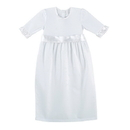 Stephan Baby F3076 Gown - Girl'S Baptism, 0-3 Months