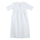 Stephan Baby F3077 Gown - Boy'S Baptism, 0-3 Months