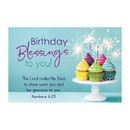Christian Brands F3375 Pass it On - Birthday Blessings