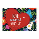 Christian Brands F3376 Pass it On - Love Never Gives Up