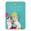 Christian Brands F3399 Verse Card - Good Friends