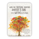 Christian Brands F3408 Verse Card - When a Blessing Disappears
