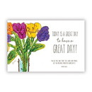 Christian Brands F3447 Small Poster - Today is a Great Day to have a Great Day