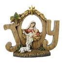 Christian Brands F3472 Christmas Joy Nativity Figurine