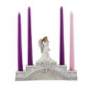 Christian Brands F3477 Angel Advent Candleholder