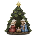 Christian Brands F3495 Children's Nativity Tree Figurine