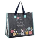 Gifts of Faith  F3621 Tote Bag - Nothing Shall Be Impossible