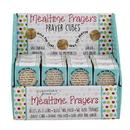 Christian Brands F3636 Mealtime Prayer Cube Display - 24 pcs