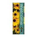 Celebration Banners F3662 Seasons Welcome Series X-Stand Banner - Summer