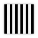 Christian Brands F3705 Cheese Paper - Striped