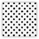 Christian Brands F3707 Cheese Paper - Polka Dot