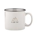 Christian Brands F3748 Campfire Mug - Grey - I'd Hike That