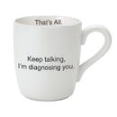 Christian Brands F3757 That's All® Mug - Keep Talking