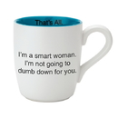 Christian Brands F3760B That's All® Mug - Smart Woman