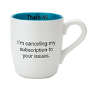 Christian Brands F3764B That's All® Mug - Your Issues