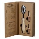 Christian Brands F3794 Cardboard Book Set - Ice Cream