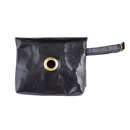 Christian Brands F3831 Washable Paper Waste Pouch - Metallic Black