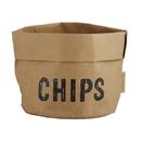 Christian Brands F3858 Washable Paper Holder - Large - Chips