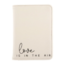 Christian Brands F3880 Passport Holder - Love is in the Air