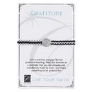 Creed F3945 Live Your Faith - Gratitude Bracelet