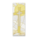Celebration Banners F4039 Symbols of the Liturgy Series X-Stand Banner - Cross