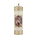 Will & Baumer F4105 Devotional Candle - St. Michael