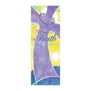 Celebration Banners F4447 Life in Christ Series X-Stand Banner - The Truth