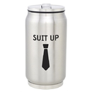 Christian Brands F4471 Stainless Steel Can - Suit Up
