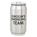 Christian Brands F4472 Stainless Steel Can - Drinking Team