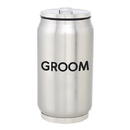 Christian Brands F4473 Stainless Steel Can - Groom