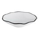 Christian Brands F4521 Ceramic Bowl - Small - Black
