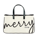 Christian Brands F4527 Canvas Tote - Merry